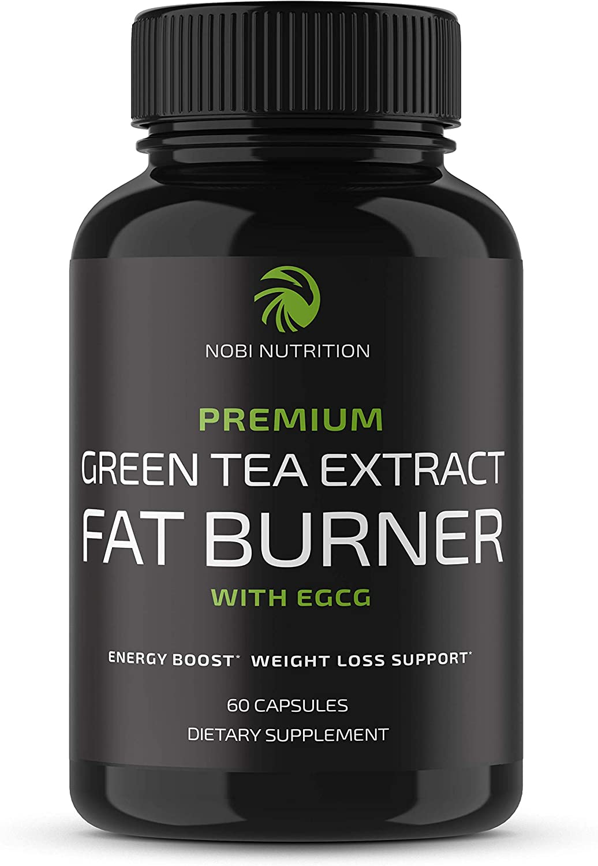 Nobi Nutrition Green Tea Fat Burner