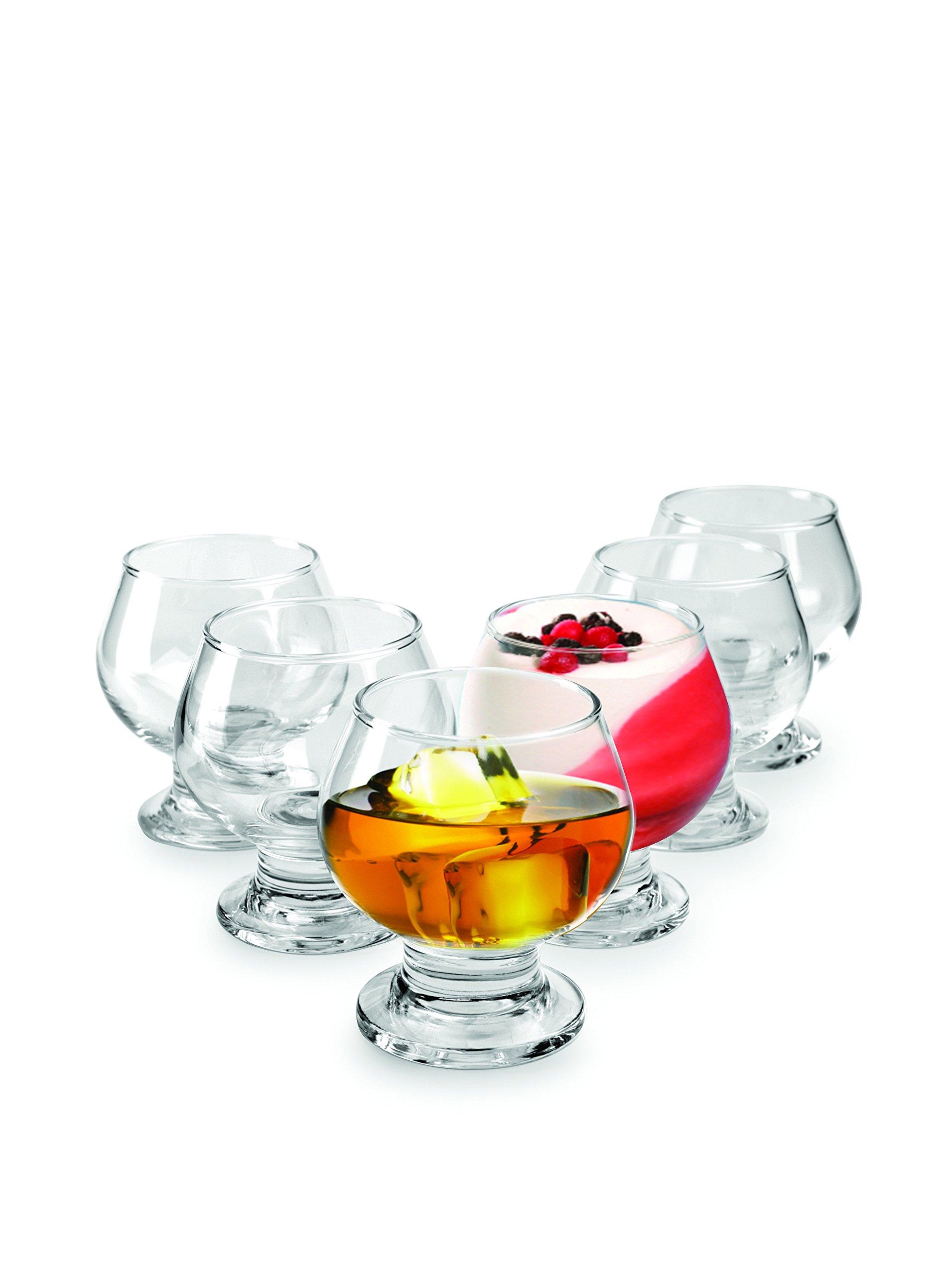 Samba 7 oz. Mini Dessert/Brandy Glass (Set of 6)