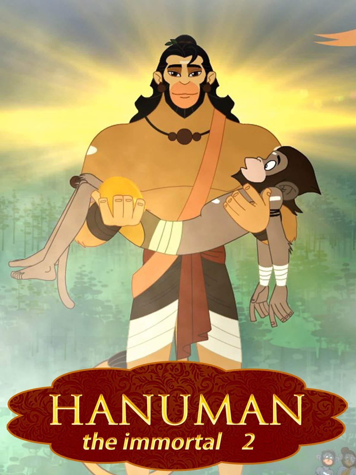 Hanuman the Immortal - 2