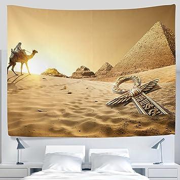 Amazon.com: ALAZA African Egyptian Bedouin Cairo Pyramid Camel ...