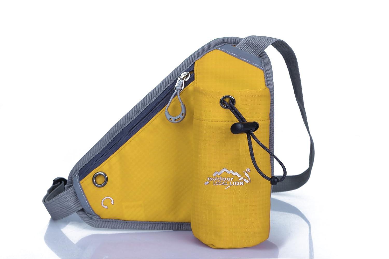 Huwai Außenlaufmultifunktionstaschen Taschen Sportflasche Reiten