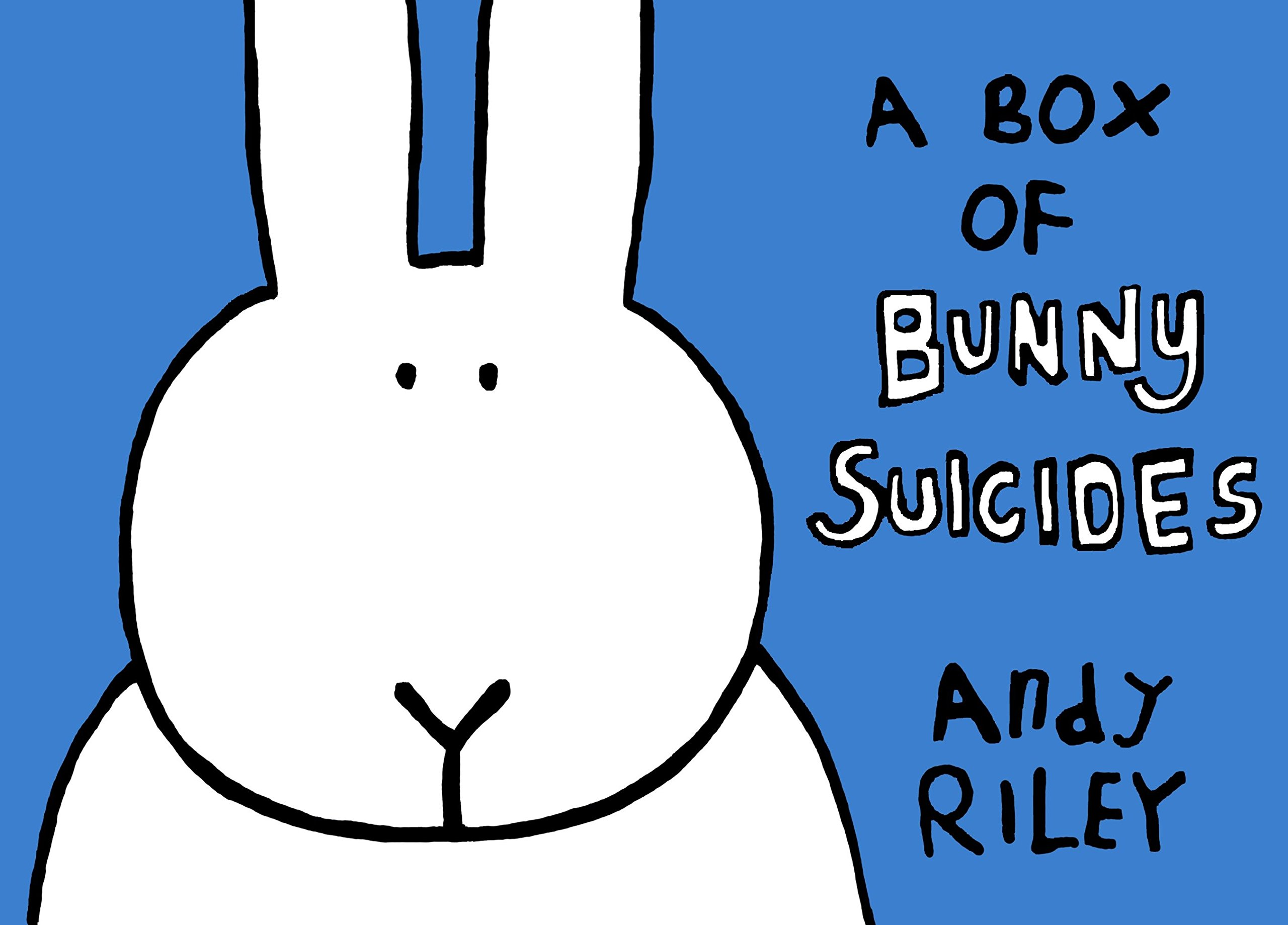 A Box of Bunny Suicides by Plume