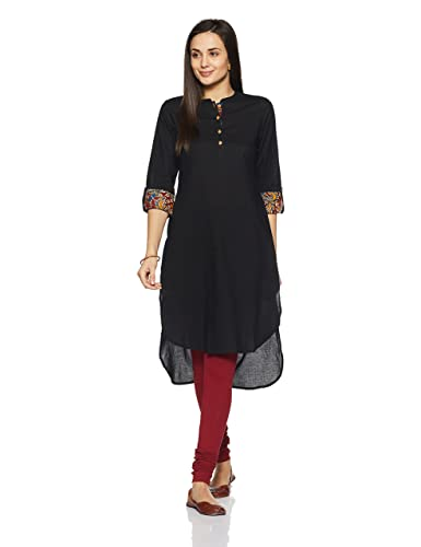 Myx Women's Straight Kurta Kurtas at amazon
