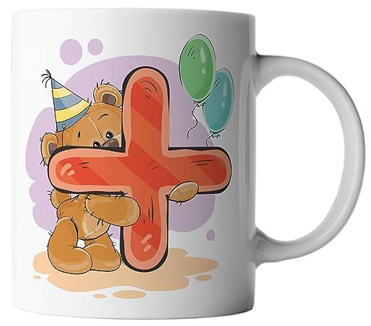ghostee taza de café - Niños Osito de Peluche Teddy Carácter Signo ...