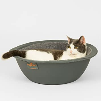 Amazon.com: Hepper - Cama nido para gatos - Muebles modernos ...