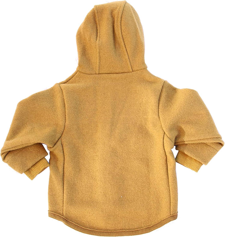 Disana Walk 3221 Veste 100 /% laine vierge issue dun /élevage biologique contr/ôl/é par un /élevage biologique contr/ôl/é 100 /% coton