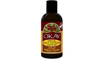 Amazon.com: Okay Aceite de Ricino de Jamaica, negro, 8 onzas ...