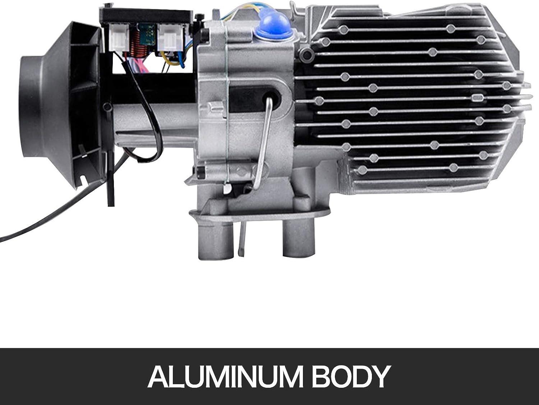 Diesel Luftheizung,Air Diesel Heizung 8KW Standheizung diesel Luft Dieselheizung Air Standheizung f/ür Auto LKW Wohnmobil Bus mit B/ärentatzenformschalter VEVO 12V Diesel Lufterhitzer
