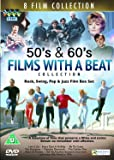 50's And 60's Films With A Beat Collection [DVD]