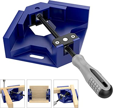 All Aluminum Construction Connecting Rod Vise Anodized Blue