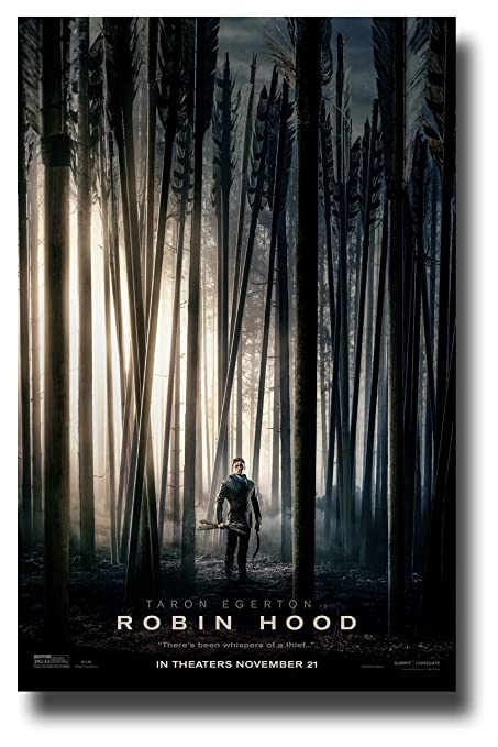 Image result for robin hood poster 2018