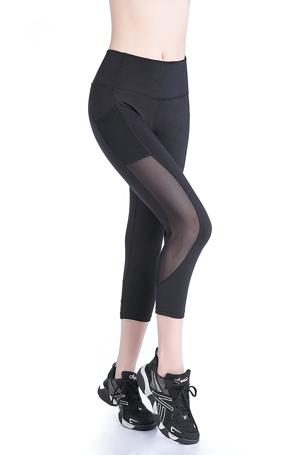 292e4473dc1c9 ... keys, credit cards and other small items,womens excersize leggings side  pocket leggings, capri running tights women, sports pants for women is  important