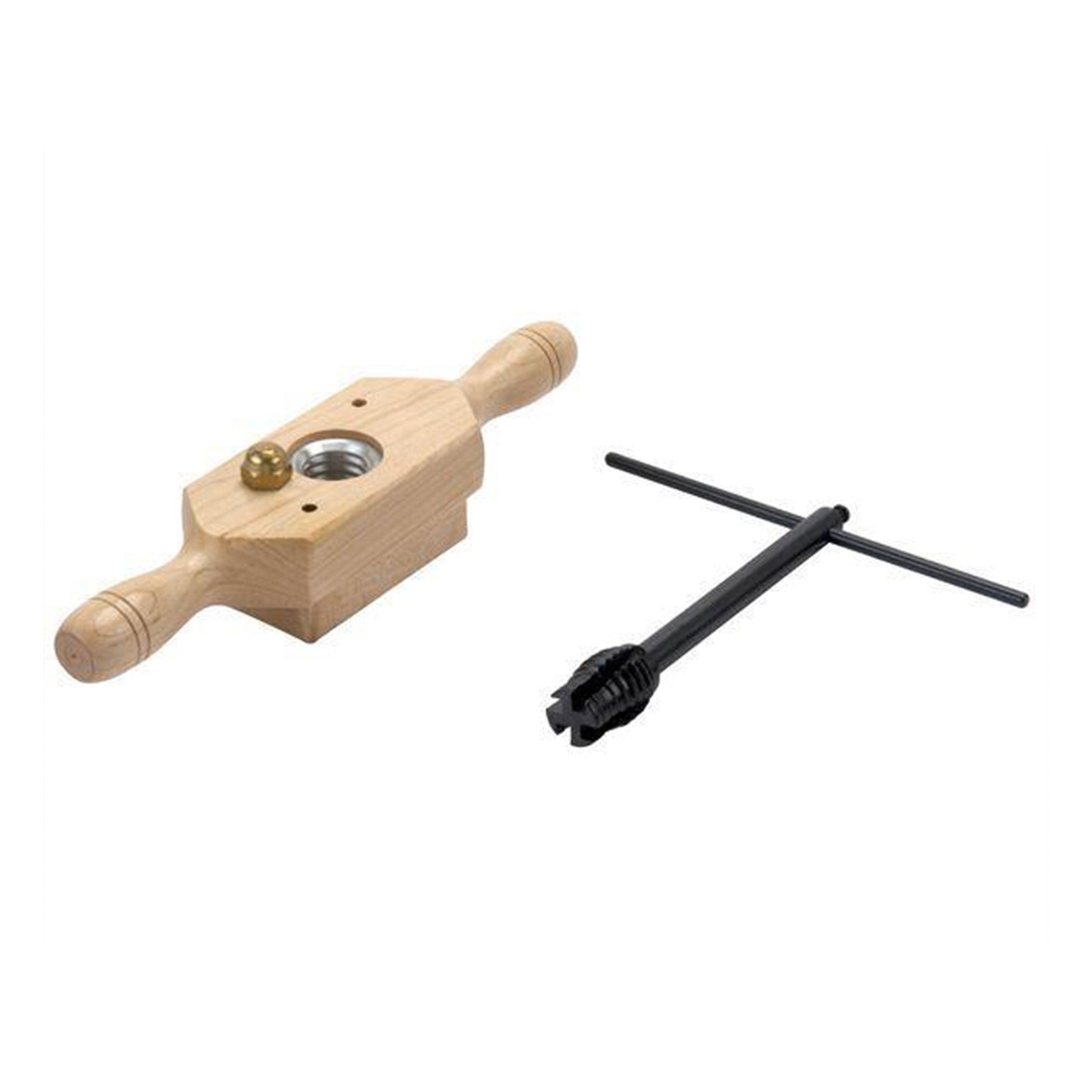 Woodthreading Kit, 3/4'' x 6 TPI