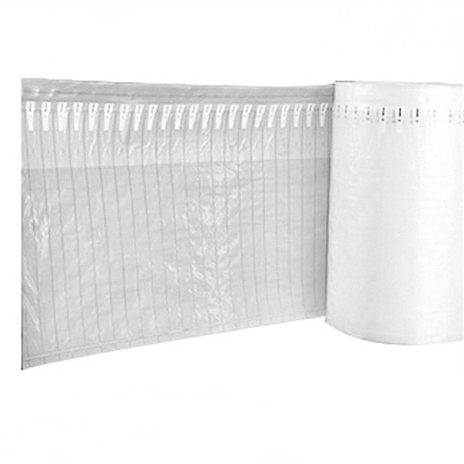 Air Inflatable Rolls Bag Packaging Material Cushion in Column Bag Bubble Wrap 100m (20cm) HMGTUK
