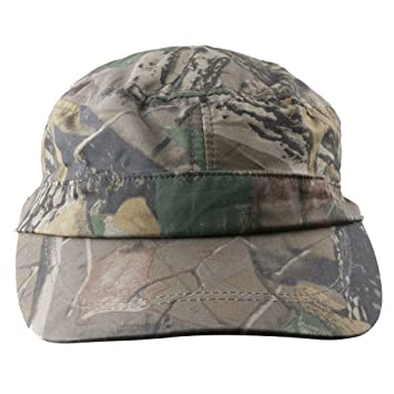 4f4ef7e313a Buy Magideal Army Cadet Military Patrol Castro Cap Driving Summer Hat  Unisex Gray Online at Low Prices in India - Amazon.in