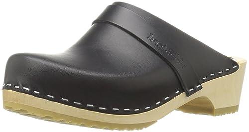 746c66c3 Swedish Hasbeens Swedish Husband, Zuecos para Mujer: Amazon.es: Zapatos y  complementos