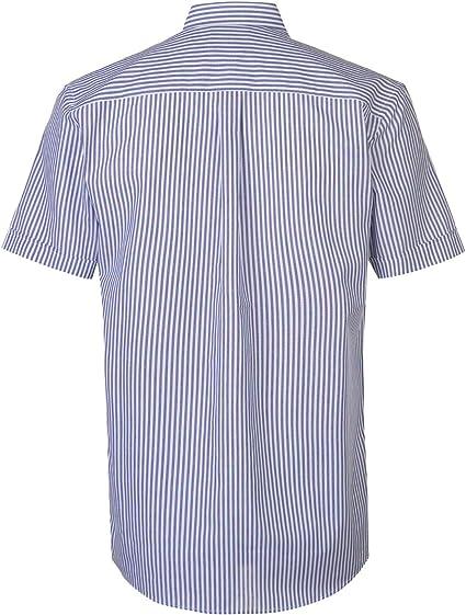 Pierre Cardi - Camisa Casual - para Hombre: Amazon.es: Ropa y accesorios