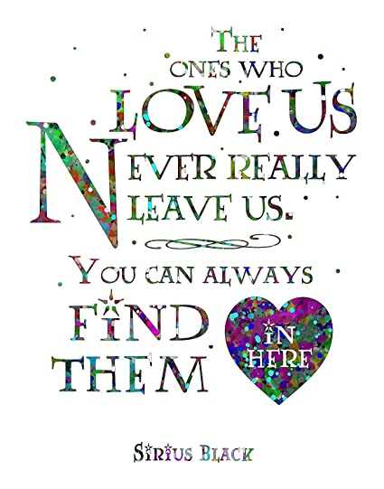 picture relating to Printable Harry Potter Quotes titled Harry Potter Impressed Pop Artwork Print w/Quotation against SIRIUS BLACK (8\