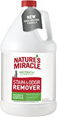 Nature's Miracle Cat Stain and Odor Remover, New Odor Control Formula