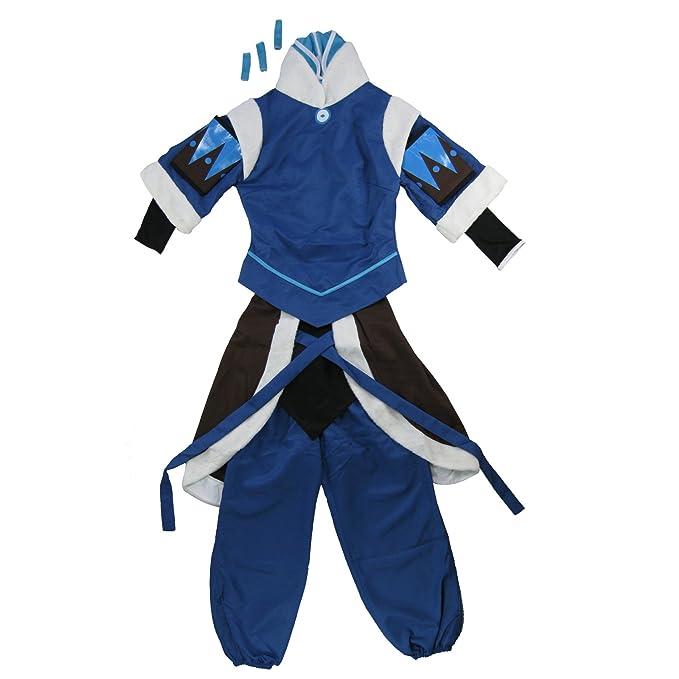 Tasso Avatar la leyenda de Korra disfraz de cosplay diseño de mano ...