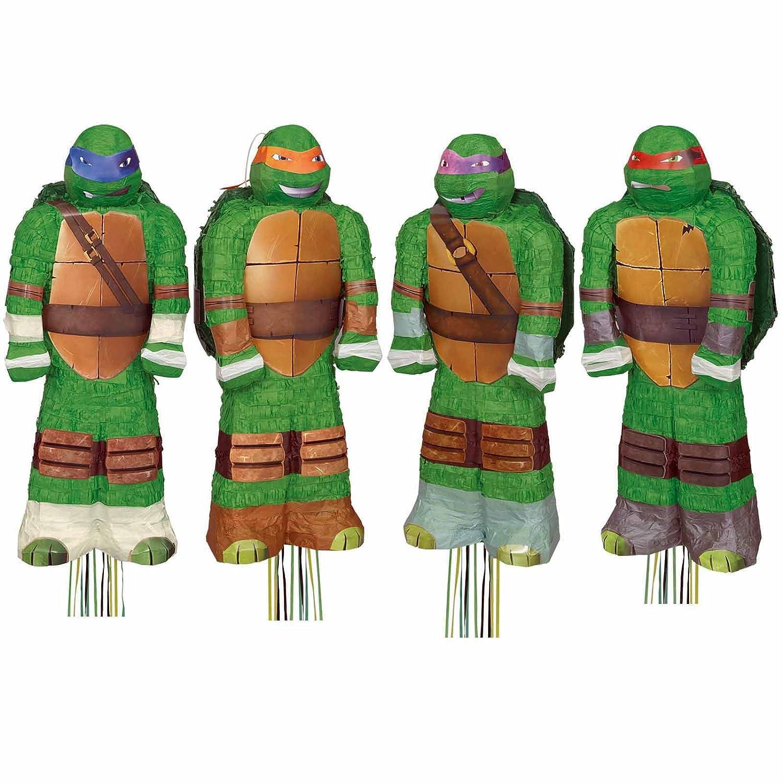 Nickelodeon Teenage Mutant Ninja Turtles Assorted Pull-String Pinata (Each)