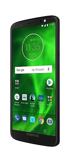 Amazon.com: Motorola Moto G6 - Teléfono desbloqueado de ...