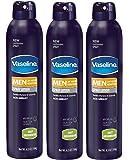 Set of 3 Vaseline Men Skin Moisturizer Non-Greasy Spray Lotion Fast Absorbing 6.5 Oz…