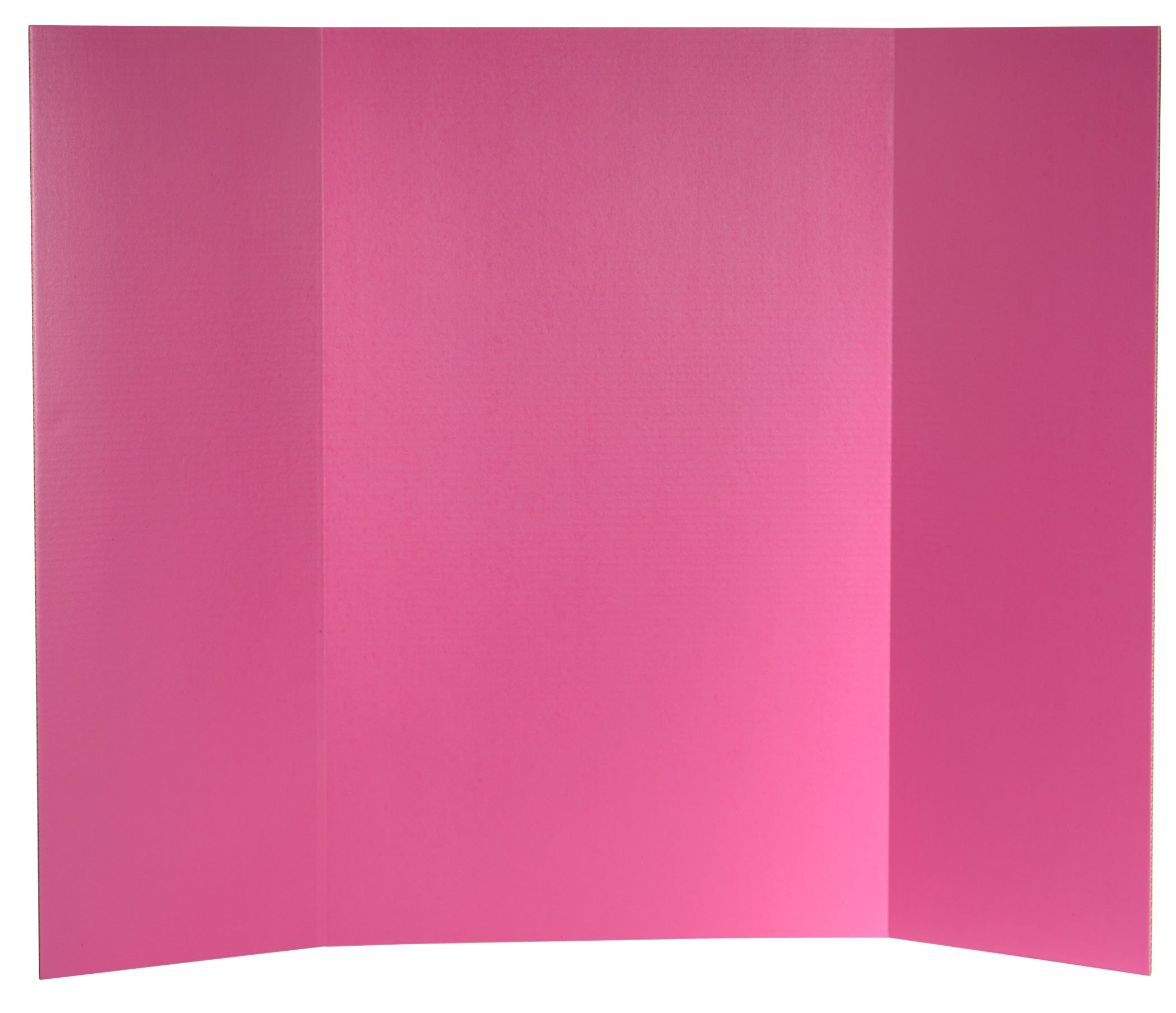 Flipside Products 30063 Project Display Board,  Pink (Pack of 24)