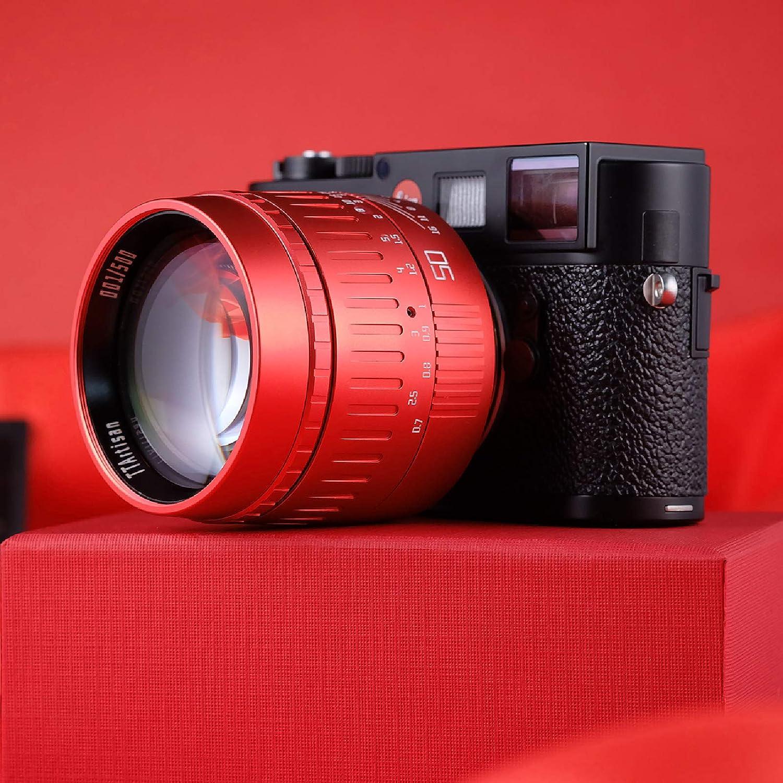 Ttartisan 50 Mm F0 95 Kameralinse Vollfame Manueller Kamera