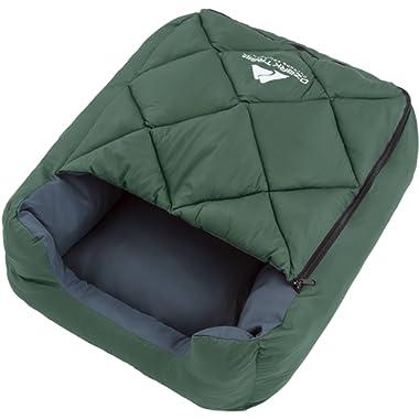 Ozark Trail Dog Sleeping Bag, Green