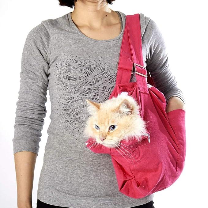 Amazon.com: Furubaby - Bolsa de aseo para gatos, bolsa de ...