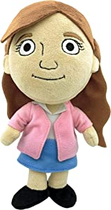 "The Office - 7"" Collectible Plush (Pam)"