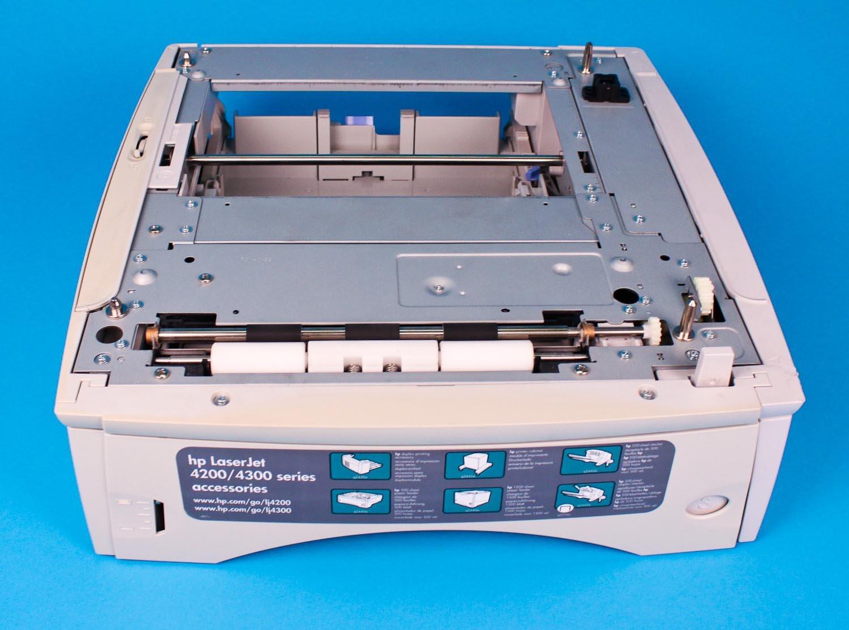 Q2440A HP 4200, 4300 OPTIONAL FEEDER (500-SHEET)- 90-D-W by HP (Image #3)