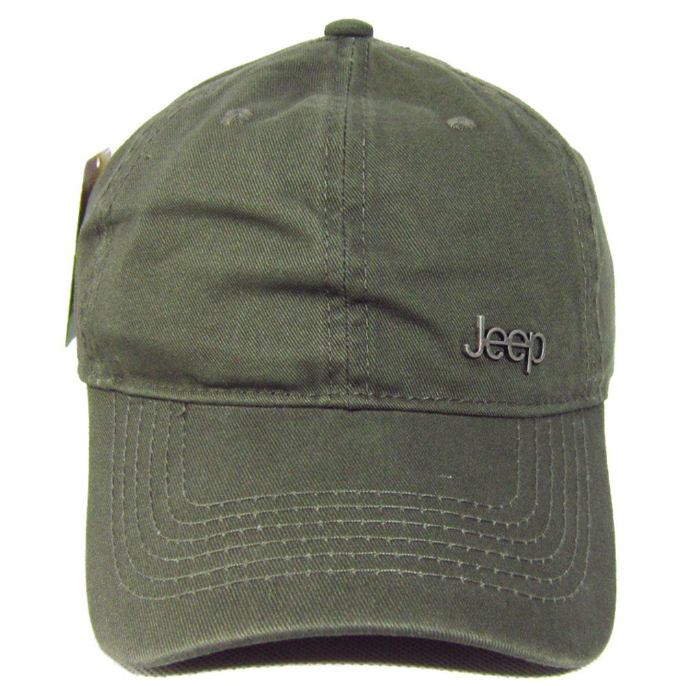 be56ec0e692 Amazon.com  Jeep Cotton Mesh Basi Military Hat