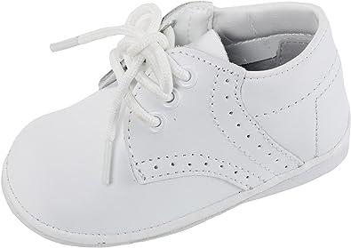 Amazon.com: igirldress bebé niños Oxford bautizo zapatos ...
