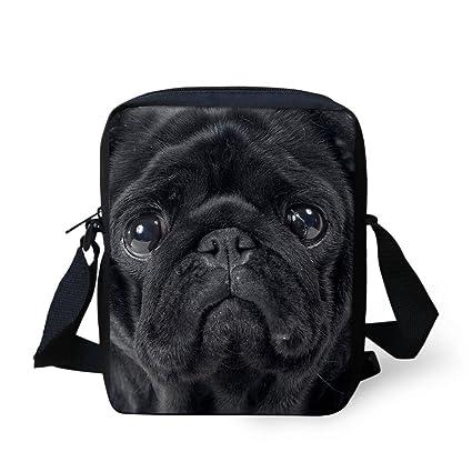 Amazon.com: uniceu Animal Print pequeño cartera Bolsa de ...
