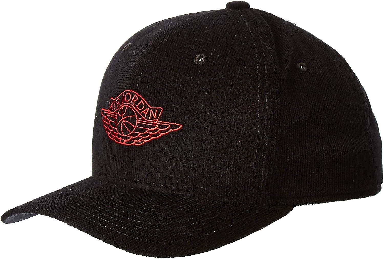Nike Jordan Clc99 Wings Gorra, Unisex Adulto, Negro (Black/Htr ...