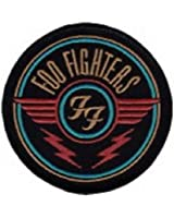 Foo Fighters Wings Patch