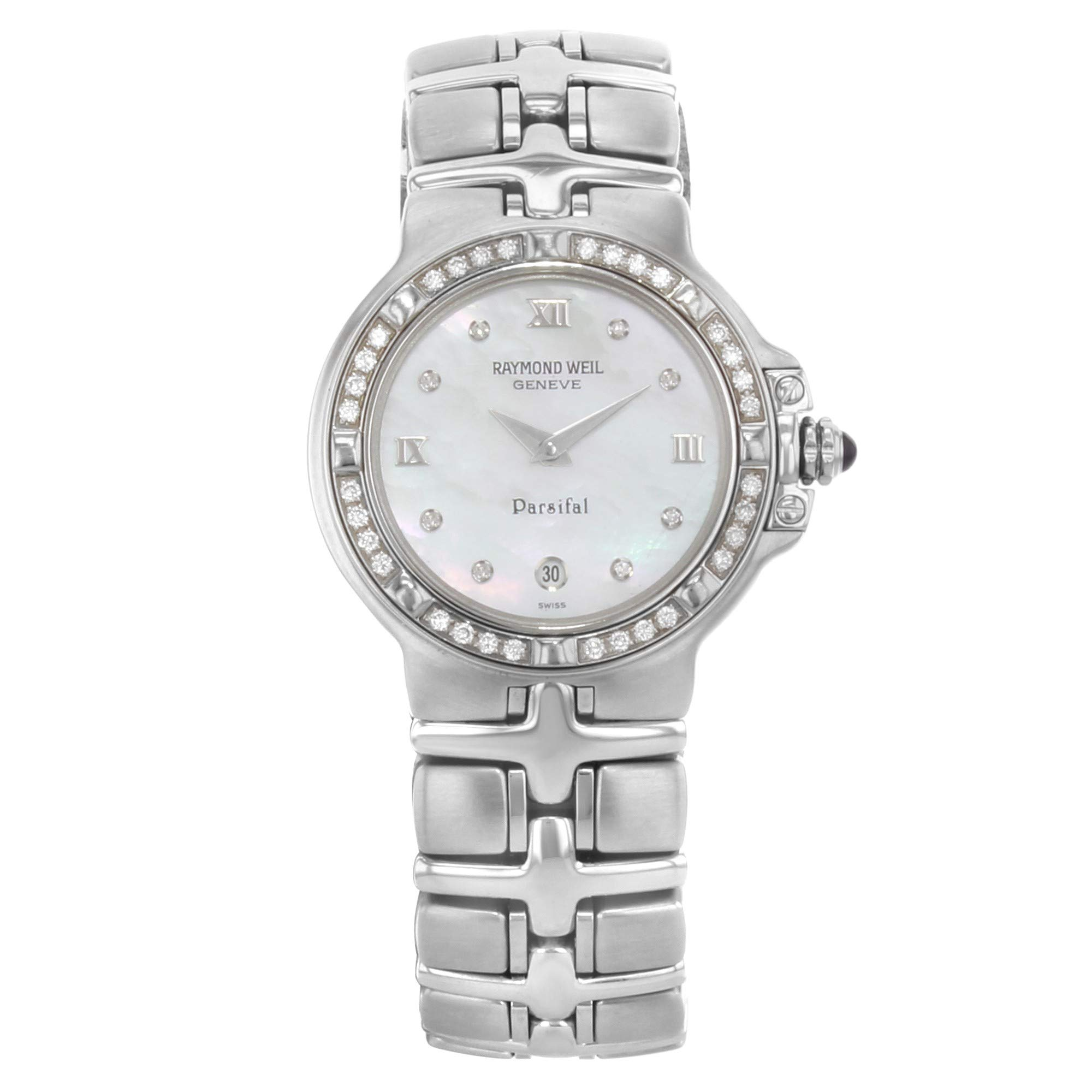 Raymond Weil Parsifal Quartz Female Watch 9995-DBD (Certified Pre-Owned)