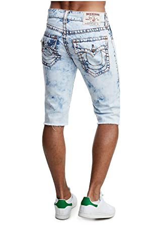 7e5adff997 Image Unavailable. Image not available for. Color: True Religion Men's  Straight Leg Big T ...