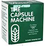 """Capsule Connection, 24 Empty CAPSULE FILLER MACHINE FOR SIZE """"00"""" …"""