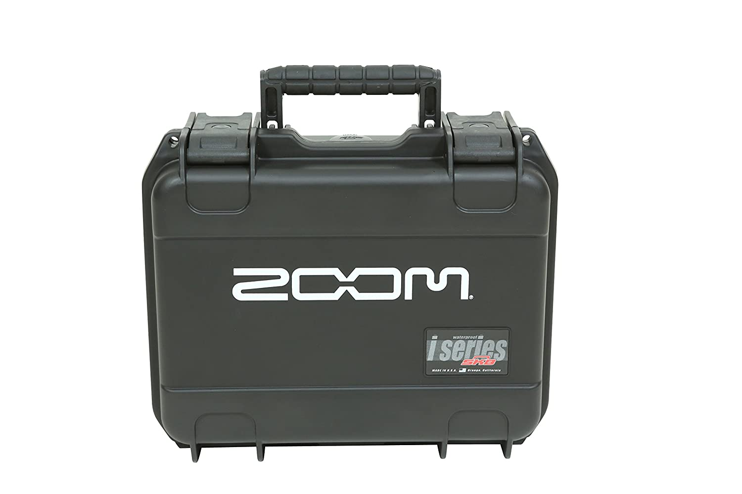 SKB 3I-1209-4-H6B iSeries Case for Zoom H6 Recorder