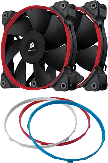 Corsair SP120 Performance Edition Ventilador de PC, 120 mm ...