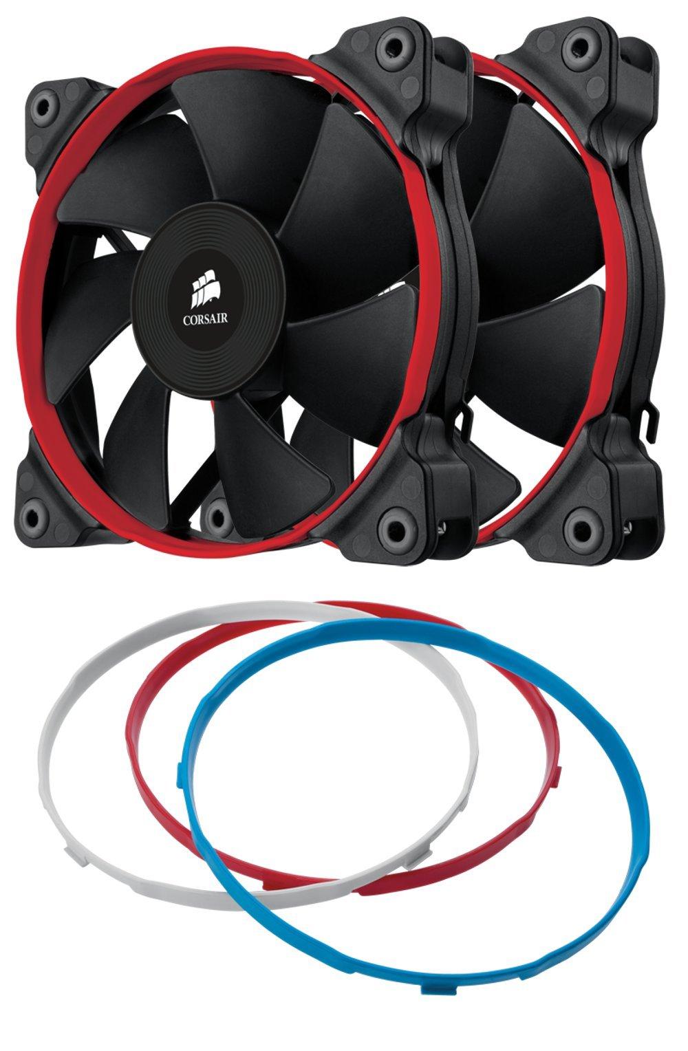 Corsair Air Series SP120 High Performance Edition Twin Pack Fan