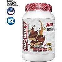 Proteina de Suero Hidrolizada 1 Up Whey 1 Up Nutrition 2 lb Chocolate con Crema de Cacahuate