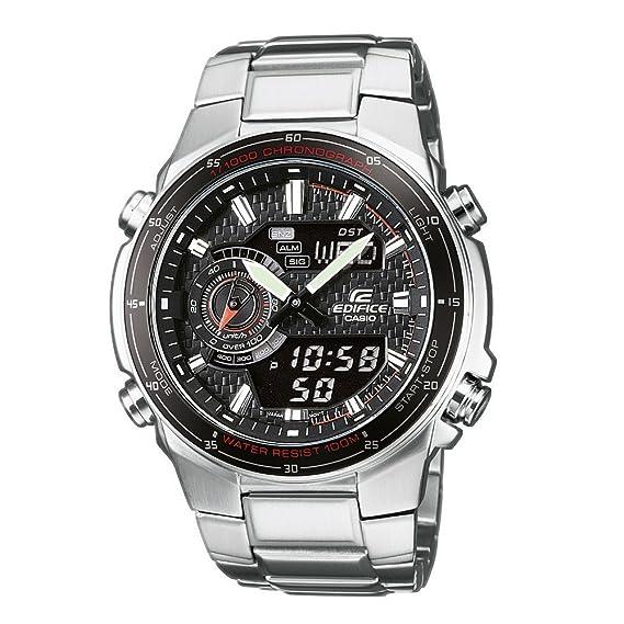 41eea2841994 CASIO Edifice EFA-131D-1A1VEF - Reloj de Caballero de Cuarzo