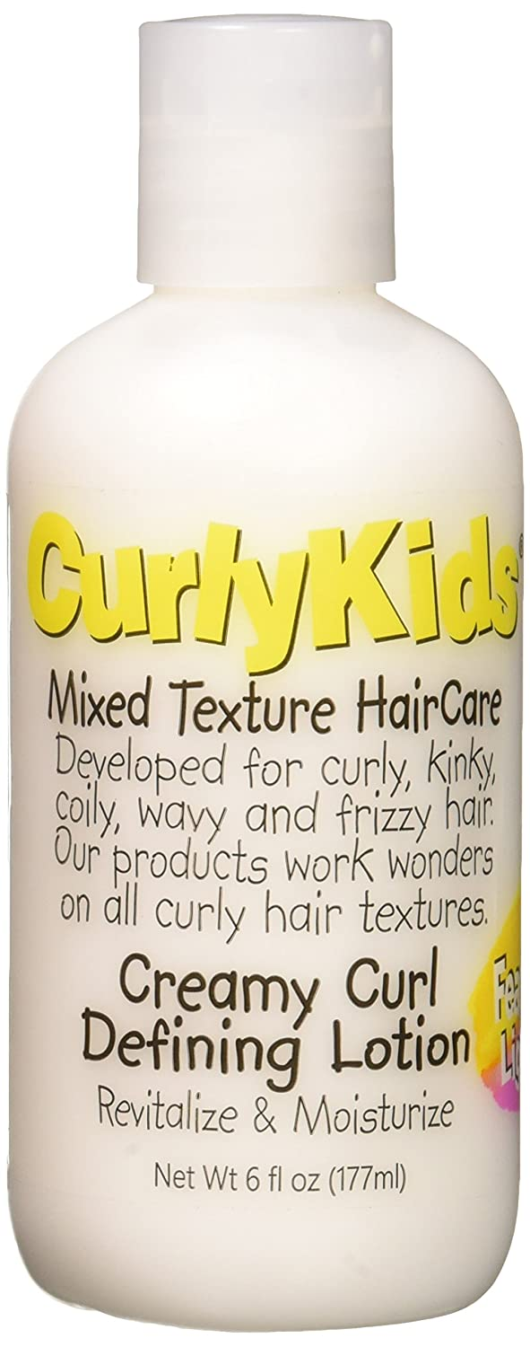 CurlyKids Curl Defining Lotion, 6 Ounce Atlas Ethnic 004273