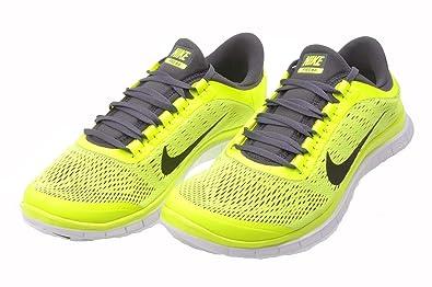 Nike Free 3.0 V5 Herren LaufSchuhe Charcoal Grey orange