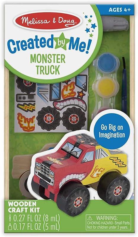 Dyo Monster Truck: Arts & Crafts - Kits: Amazon.es: Juguetes y juegos