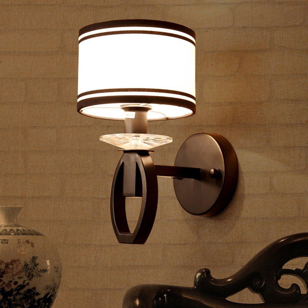 Im chinesischen Stil Wandleuchte Wohnzimmer Lampe Schlafzimmer Nachttischlampe Arbeitszimmer Lampe Gang Wandleuchte E14 (Farbe  1)
